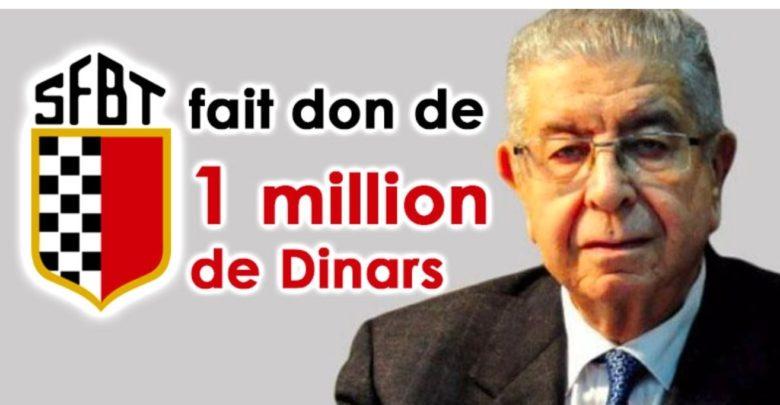 Photo of LE GROUPE SFBT FAIT DON DE 1 MILLION DE DINARS POUR LA SANTÉ DES TUNISINES