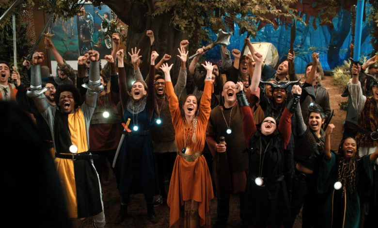 Photo of Everlight, le nouvel épisode spécial de Mythic Quest : Raven's Banquet