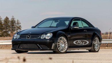 Photo of Mercedes CLK 63 AMG Black Series : un modèle rare à vendre aux enchères: modèles, essais, avis et vidéos