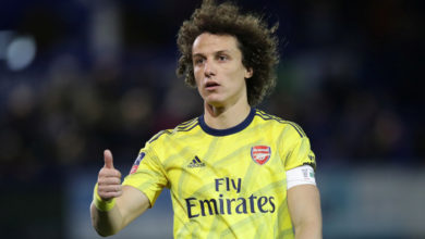Photo of David Luiz à Arsenal, c'est fini !