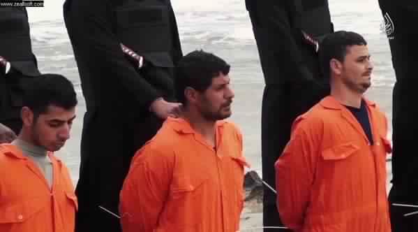 داعش-تنشر-فيديو-لإعدام-21-مصريا-في-ليبيا-2